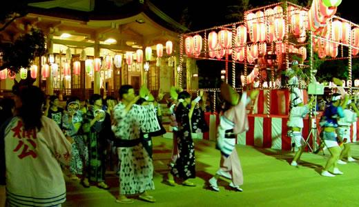 湊川神社夏祭り2010-3