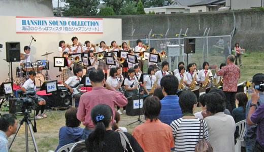 西宮砲台ジャズコンサート-3