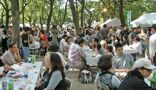 西宮酒ぐらルネサンスと食フェア2010(2)-1