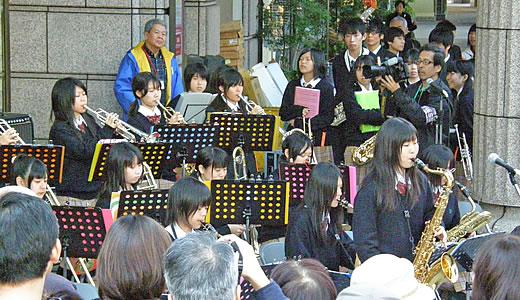 Motomachi East Jazz Picnic 2010-1