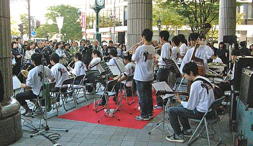 Motomachi East Jazz Picnic 2010-3