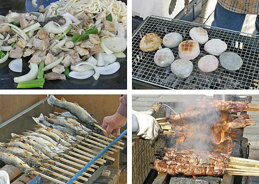ふるさと 秋の味覚祭 in 六甲アイランド-2