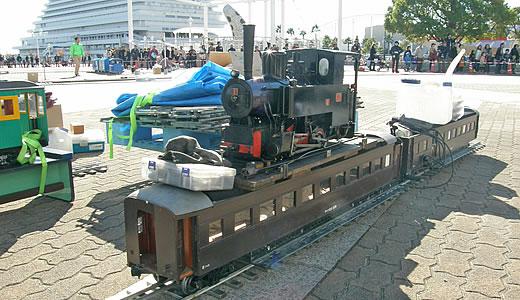 ミニ鉄道フェスタ in 神戸メリケンパーク2010-1