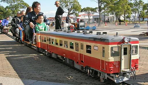 ミニ鉄道フェスタ in 神戸メリケンパーク2010-3