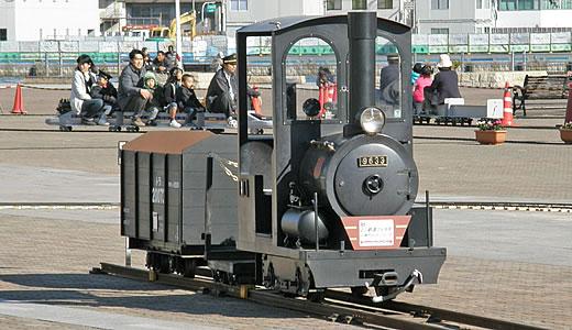 ミニ鉄道フェスタ in 神戸メリケンパーク2010-5
