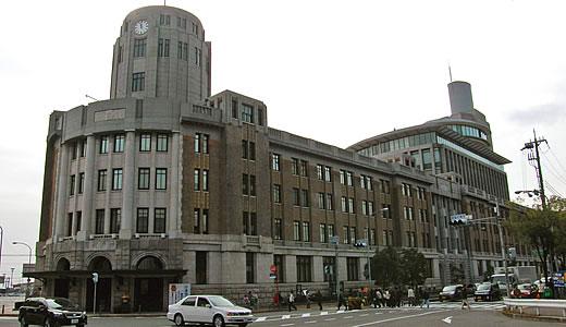 神戸税関庁舎特別公開2010-1