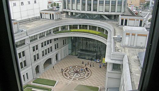 神戸税関庁舎特別公開2010(2)-5