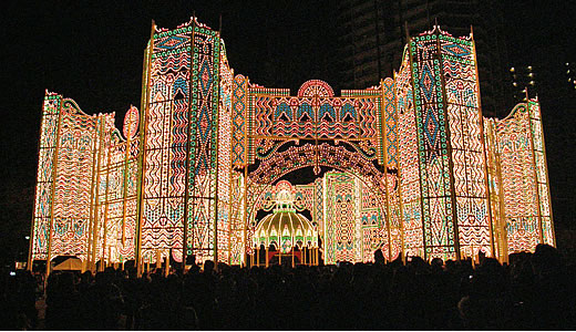 第16回神戸ルミナリエ(2)-1