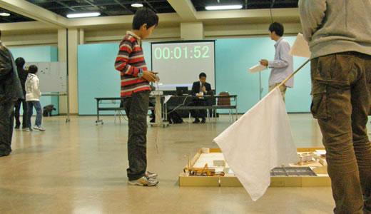 第3回レスキューロボットコンテストJr.神戸大会-2