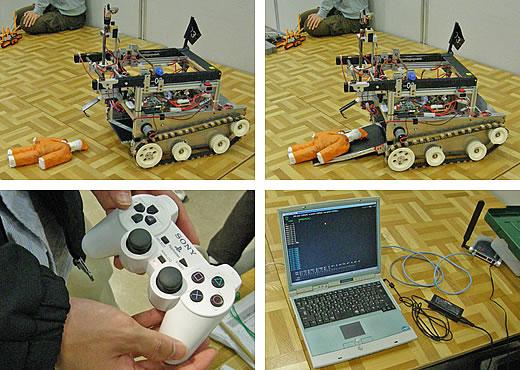 第3回レスキューロボットコンテストJr.神戸大会-3