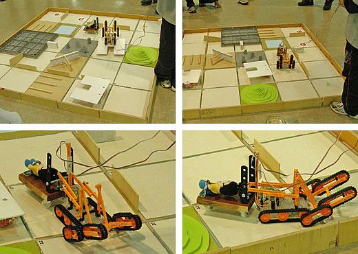 第3回レスキューロボットコンテストJr.神戸大会-4