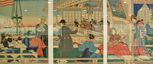 五雲亭貞秀展 in 神戸市立博物館-3