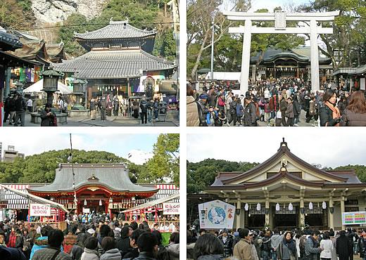 2011阪神・近鉄沿線初詣巡り(1)