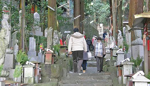 2011阪神・近鉄沿線初詣巡り・宝山寺(2)-2