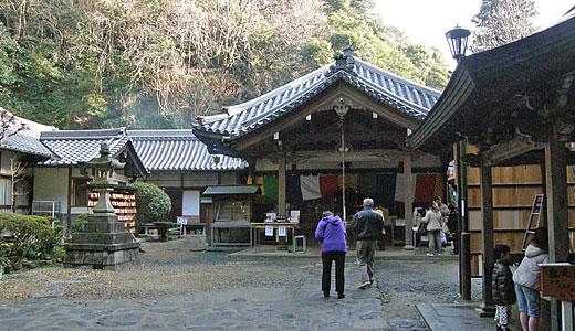 2011阪神・近鉄沿線初詣巡り・宝山寺(2)-3