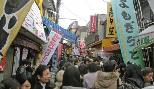 2011阪神・近鉄沿線初詣巡り・石切神社-1
