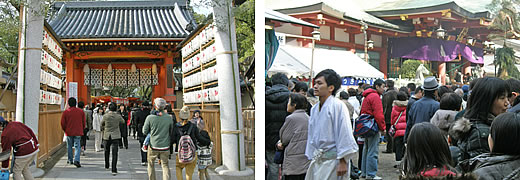 2011阪神・近鉄沿線初詣巡り・阪神沿線-1