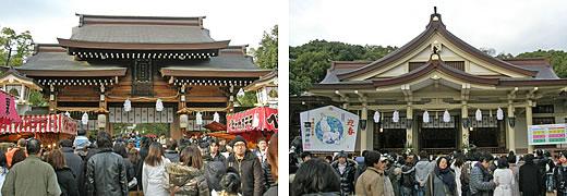 2011阪神・近鉄沿線初詣巡り・阪神沿線-3
