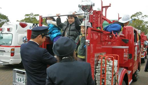 神戸市消防出初式2011-1