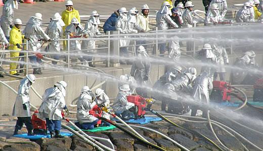 神戸市消防出初式2011(2)-2