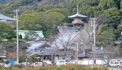 須磨寺はお寺のテーマパークだった-1