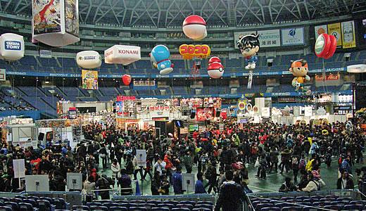 次世代ワールドホビーフェア'11Winter in 京セラドーム大阪