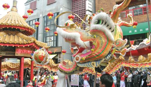 神戸南京町 春節祭プレイベント2011