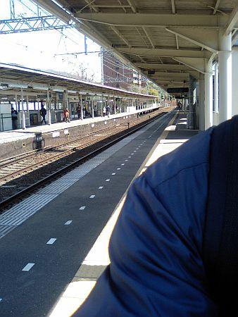 この駅はどこでしょう?
