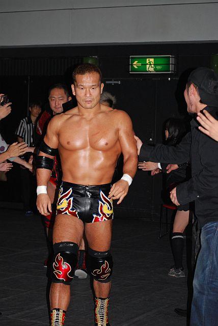 田中将斗選手