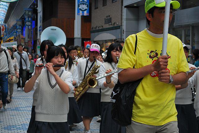 神戸まつりの区民まつり