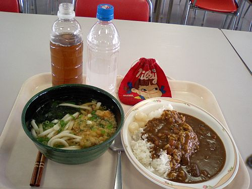 昨日の昼ご飯