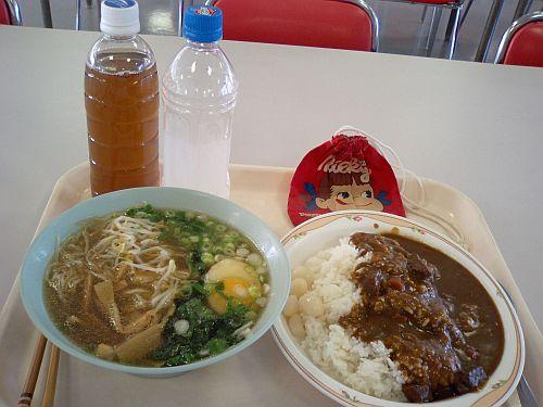 今日の昼ご飯♪