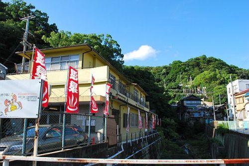 祇園神社も見えます。