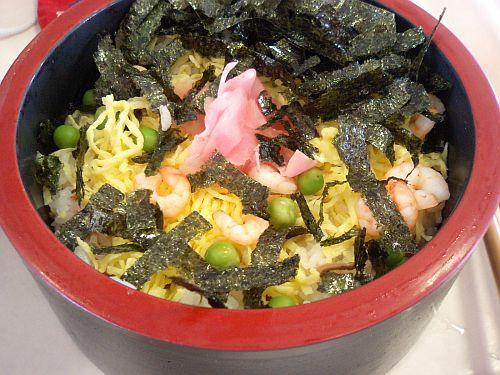 チラシ寿司~