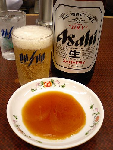 ビールから
