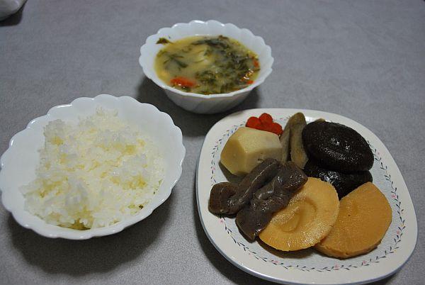 今日の晩ご飯♪