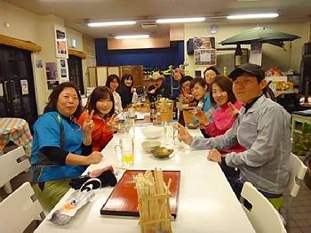 2013.1.23メリパナイトラン今年初参加(^^♪+メリケン亭♪
