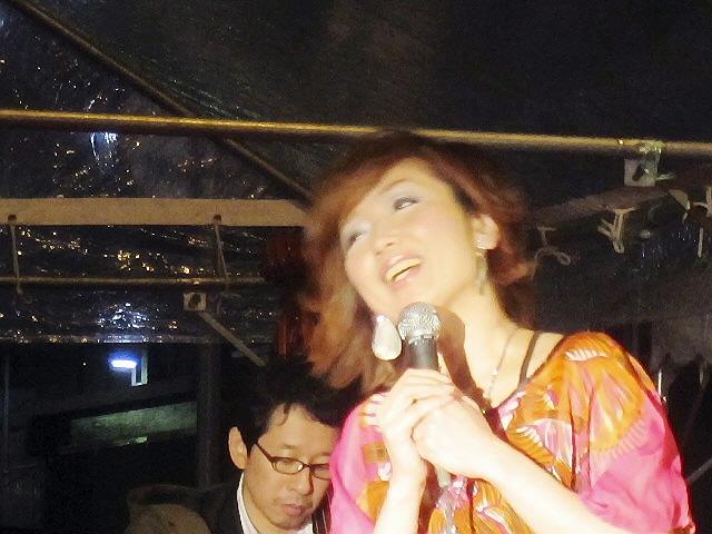 2013.3.20新開地ジャズボーカルクイーンコンテスト受賞者ライブ@ビックマンゲート♪