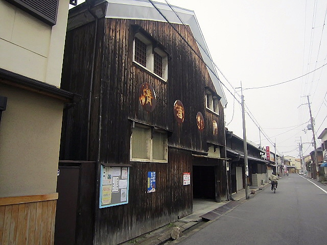紀州街道散策と清酒『元朝』