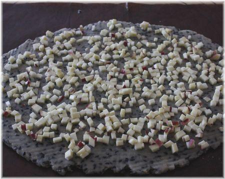 2012/1/18黒ゴマおさつクッキー1