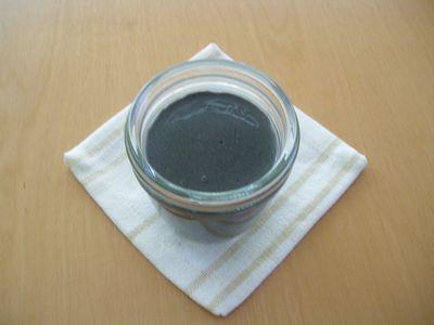 2008/7/16豆乳de黒ゴマプリン