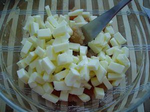 2008/7/28明太チーズ餃子1