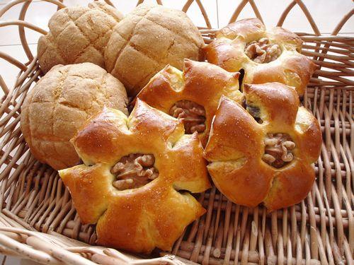 2008/9/4菓子パン