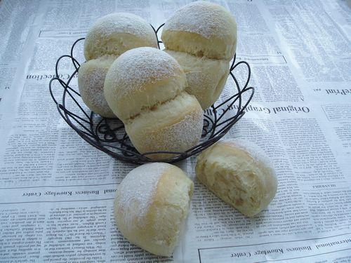 2008/9/8白パン