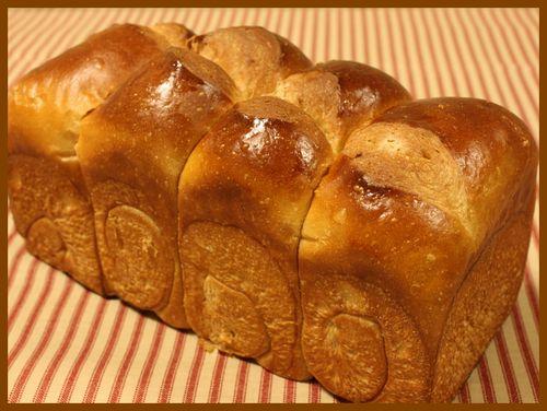2008/12/30黒糖パン1