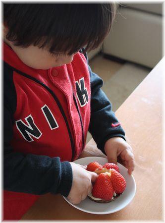 2009/4/23苺タルト6