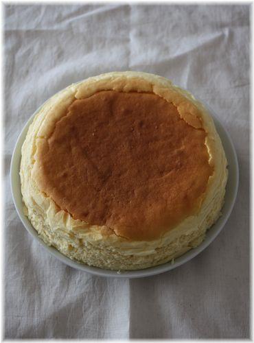 2009/4/28チーズケーキ1