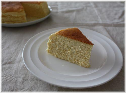 2009/4/28チーズケーキ2