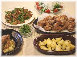 2009/6/8夕食
