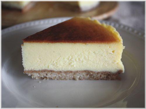 2009/10/13ベイクドチーズケーキ4